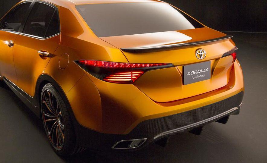 Toyota Furia concept - Slide 25
