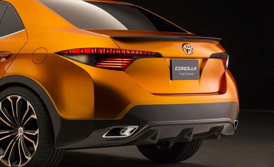 Toyota Furia concept - Slide 30