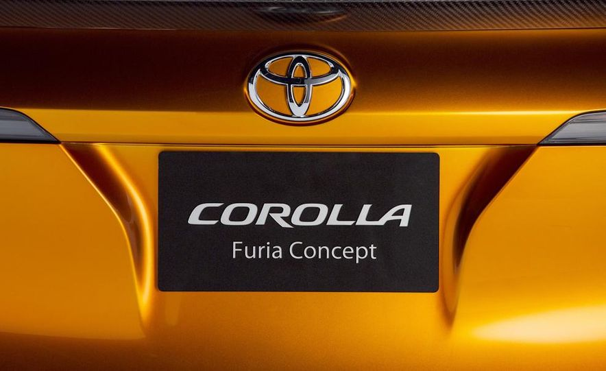 Toyota Furia concept - Slide 31