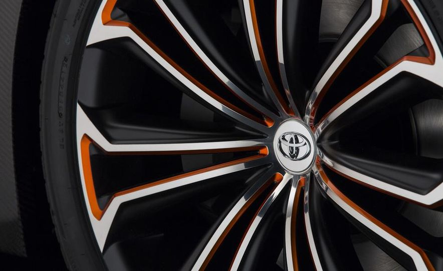 Toyota Furia concept - Slide 33