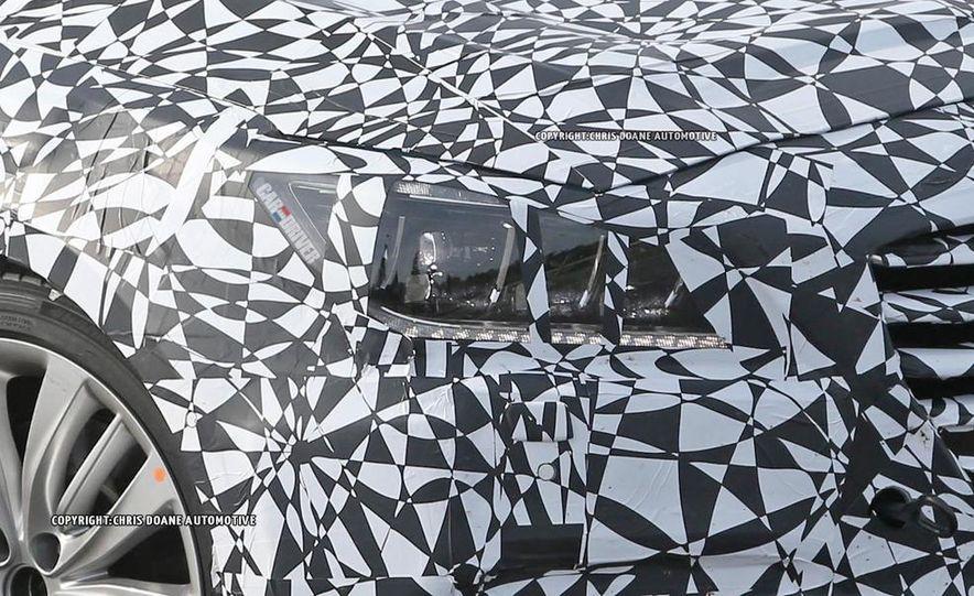 2014 Hyundai Genesis (spy photo) - Slide 11