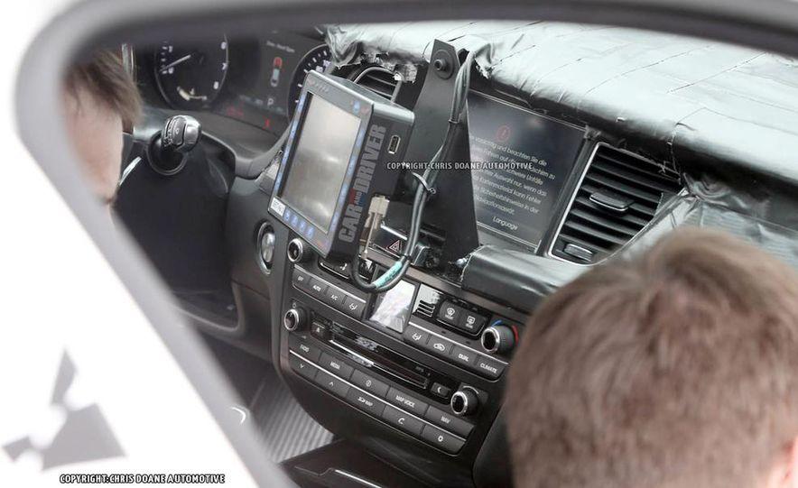 2014 Hyundai Genesis (spy photo) - Slide 17