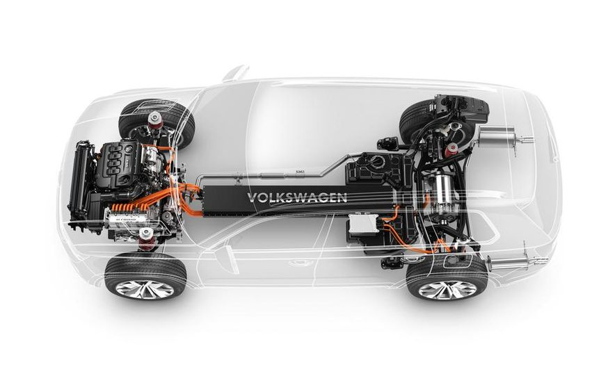 Volkswagen CrossBlue concept - Slide 23