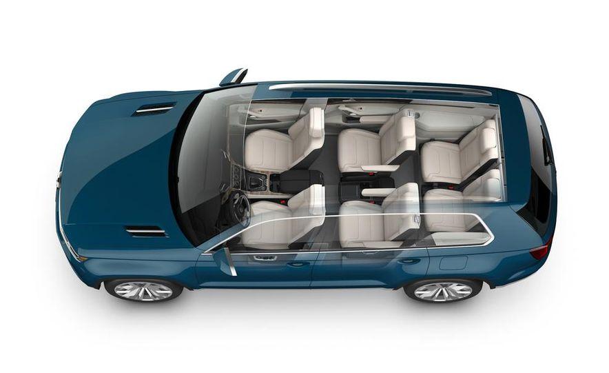 Volkswagen CrossBlue concept - Slide 24