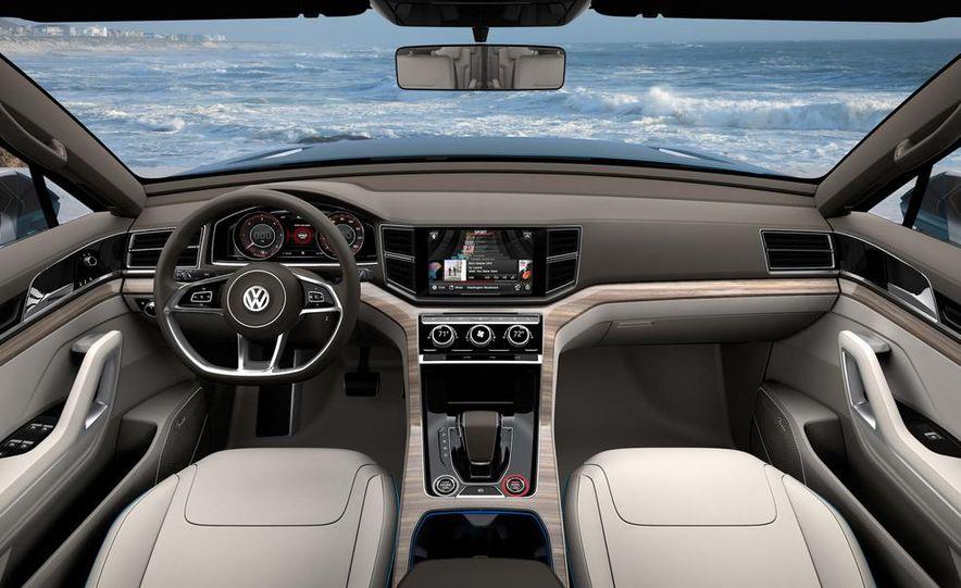 Volkswagen CrossBlue concept - Slide 21