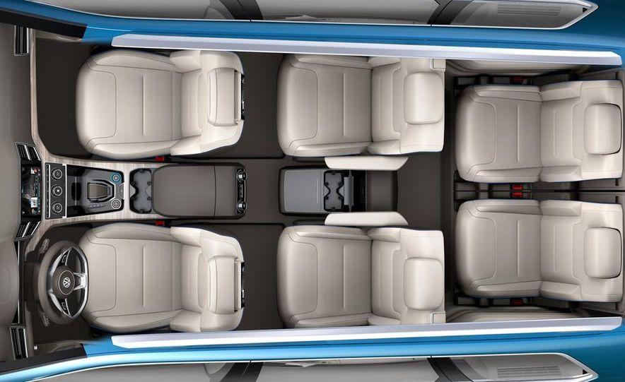 Volkswagen CrossBlue concept - Slide 22