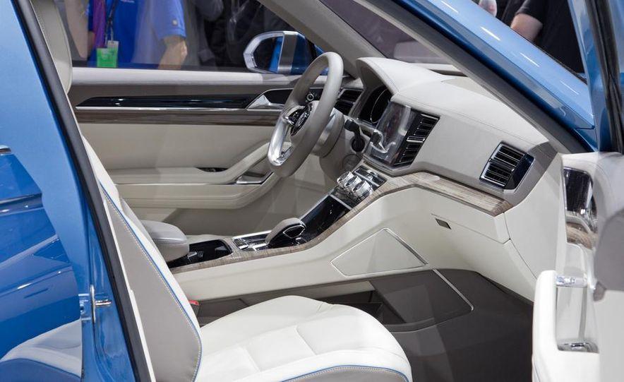Volkswagen CrossBlue concept - Slide 17