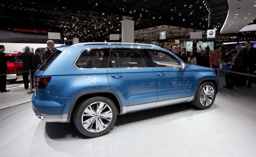 Volkswagen CrossBlue concept - Slide 3