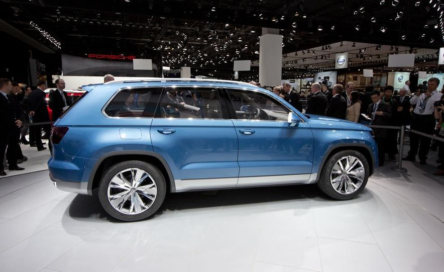 Volkswagen CrossBlue concept - Slide 5