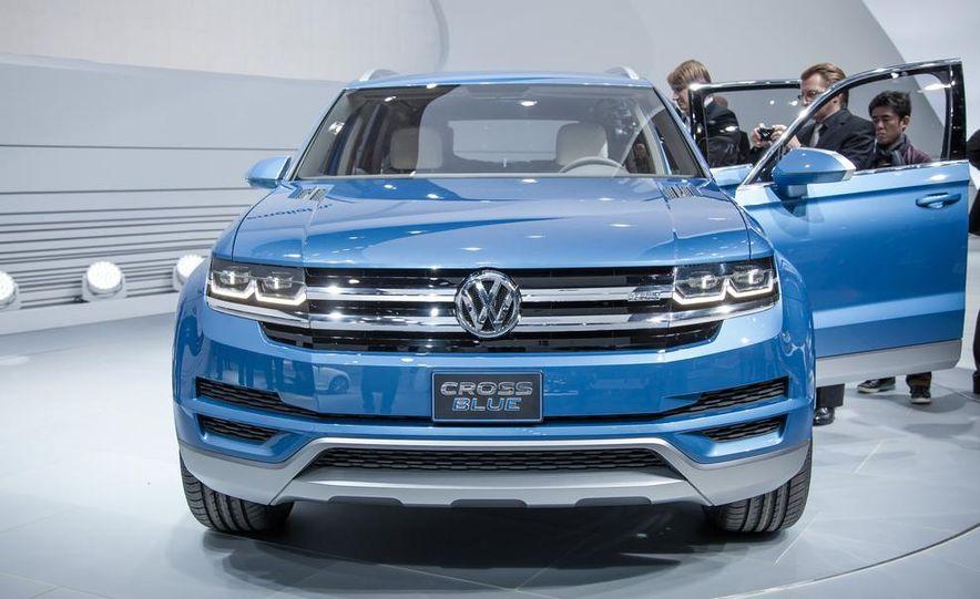 Volkswagen CrossBlue concept - Slide 2