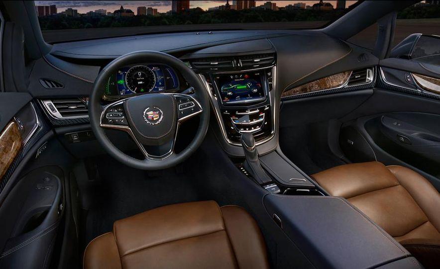 2014 Cadillac ELR - Slide 17
