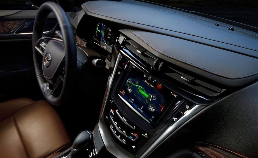 2014 Cadillac ELR - Slide 21
