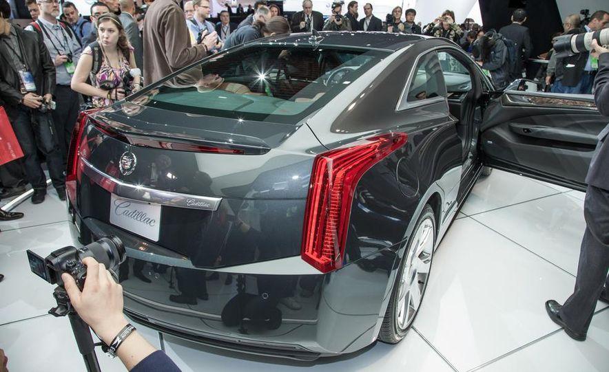2014 Cadillac ELR - Slide 4