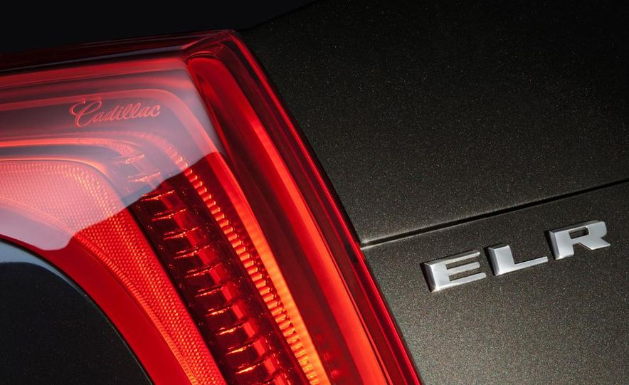 2014 Cadillac ELR - Slide 16