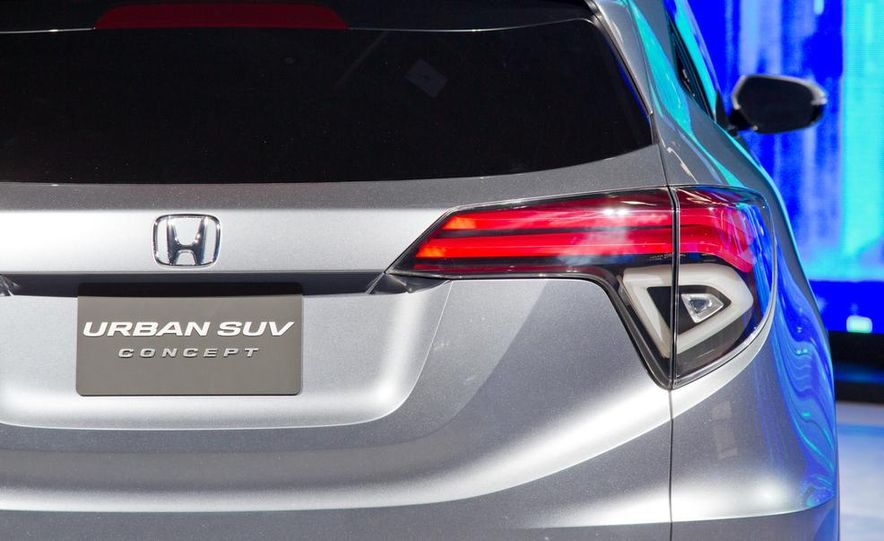 Honda Urban SUV concept - Slide 30