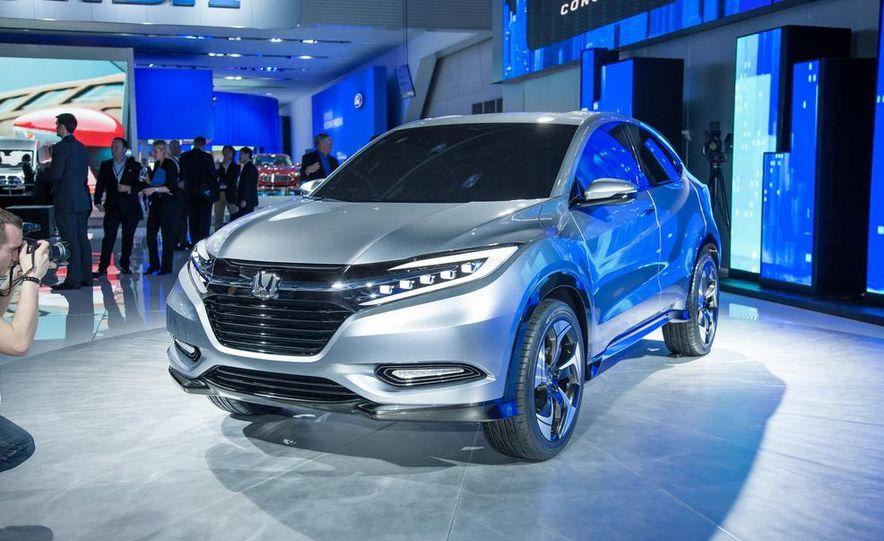 Honda Urban SUV concept - Slide 1