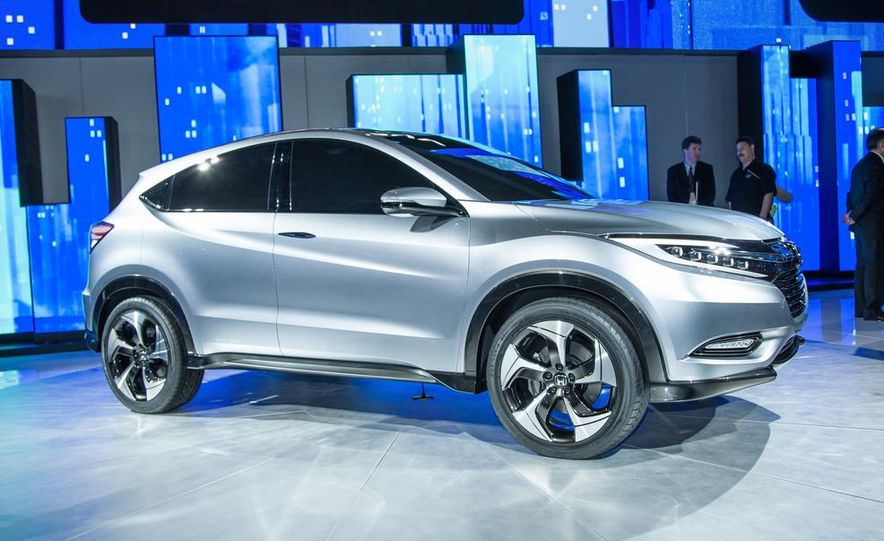 Honda Urban SUV concept - Slide 3