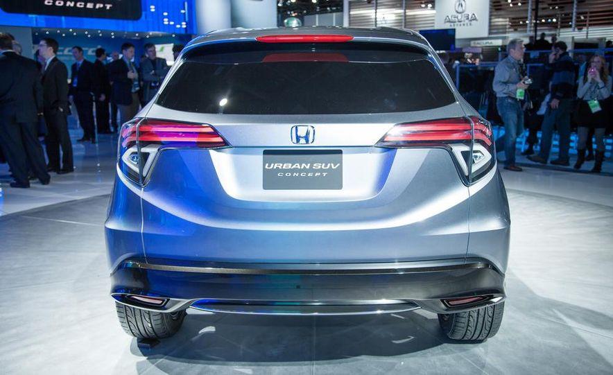 Honda Urban SUV concept - Slide 5