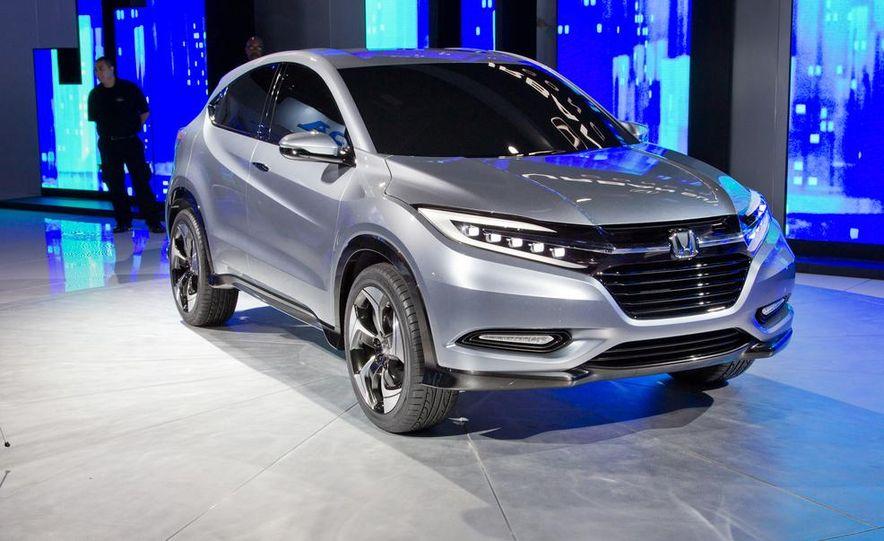 Honda Urban SUV concept - Slide 6