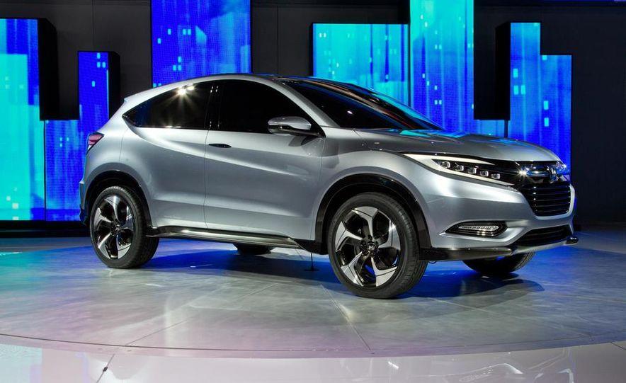 Honda Urban SUV concept - Slide 7