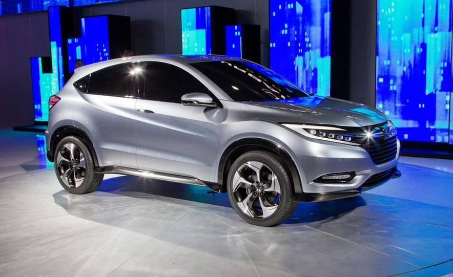 Honda Urban SUV concept - Slide 9