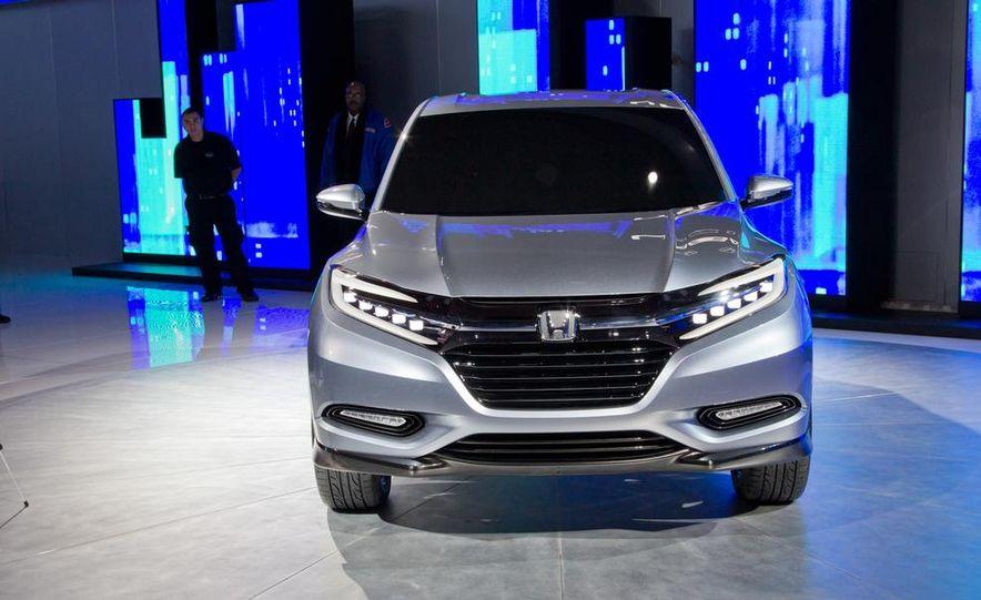 Honda Urban SUV concept - Slide 10