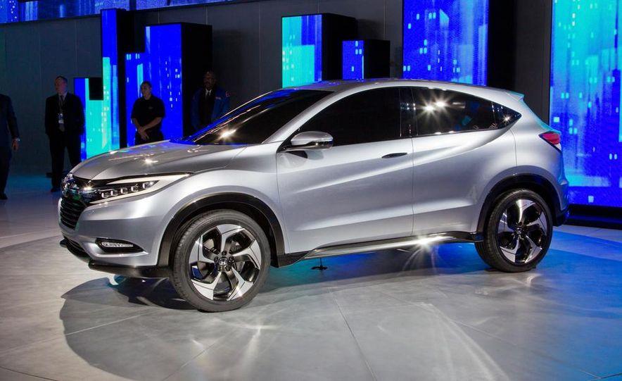 Honda Urban SUV concept - Slide 11