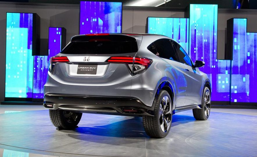 Honda Urban SUV concept - Slide 13