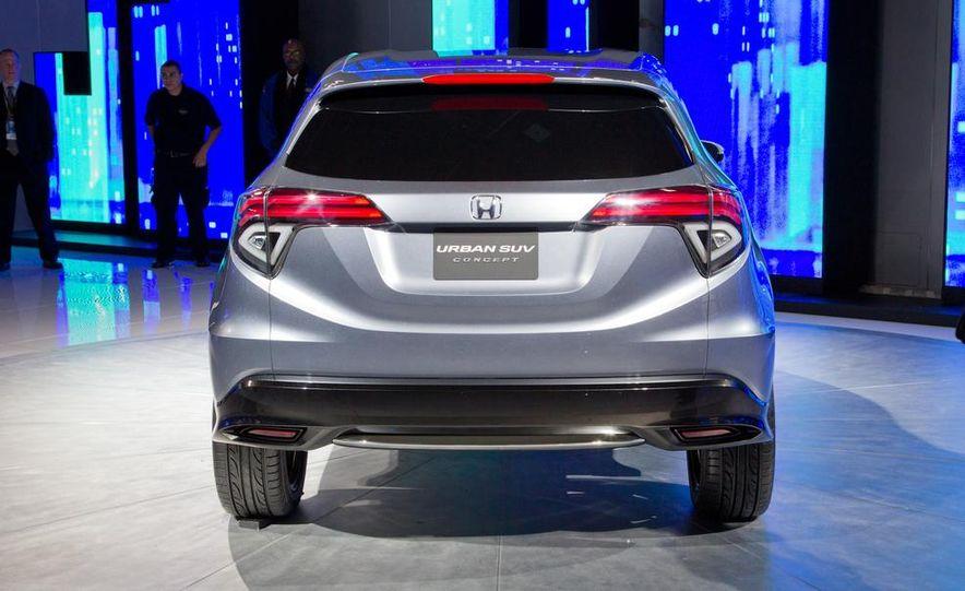 Honda Urban SUV concept - Slide 17
