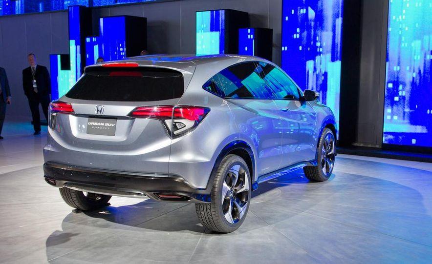 Honda Urban SUV concept - Slide 18