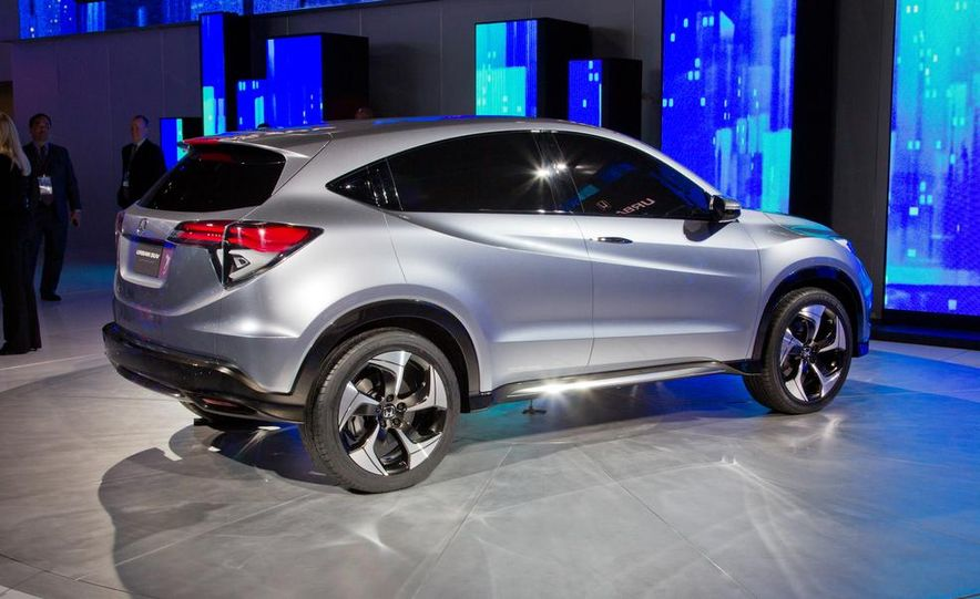 Honda Urban SUV concept - Slide 19