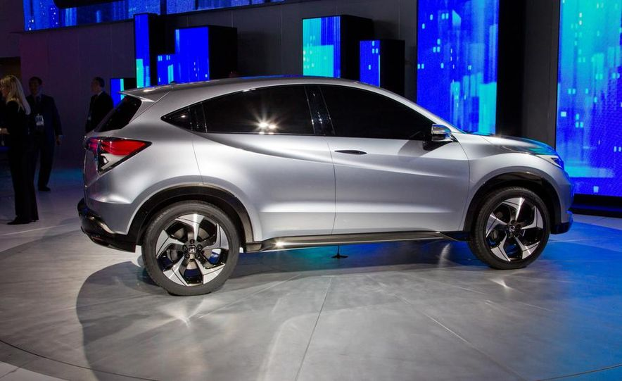 Honda Urban SUV concept - Slide 20