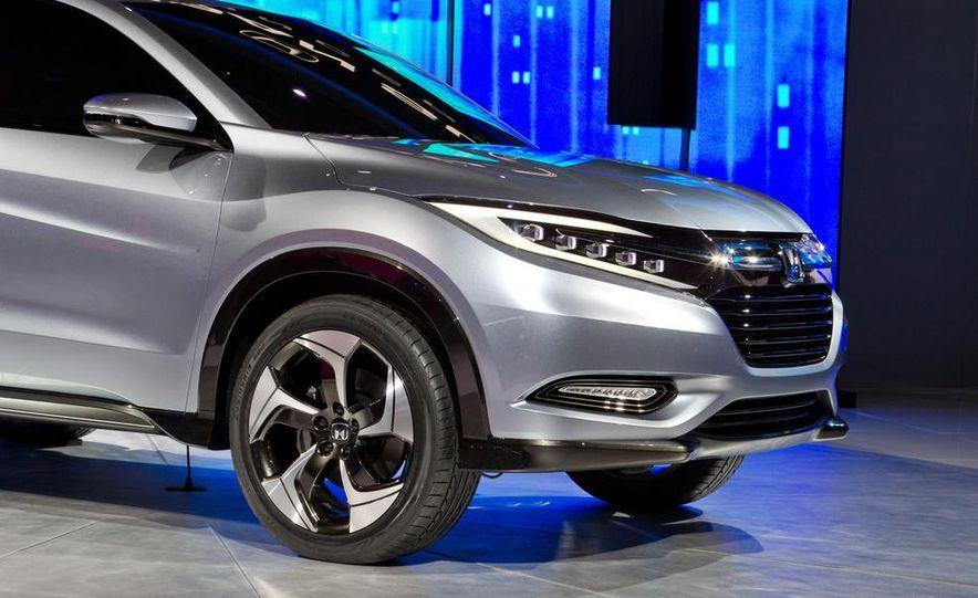 Honda Urban SUV concept - Slide 22