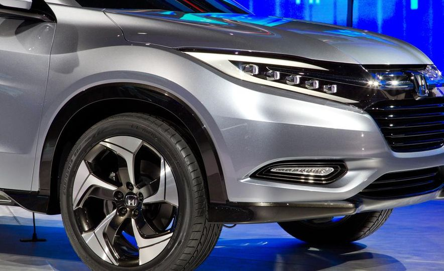 Honda Urban SUV concept - Slide 23