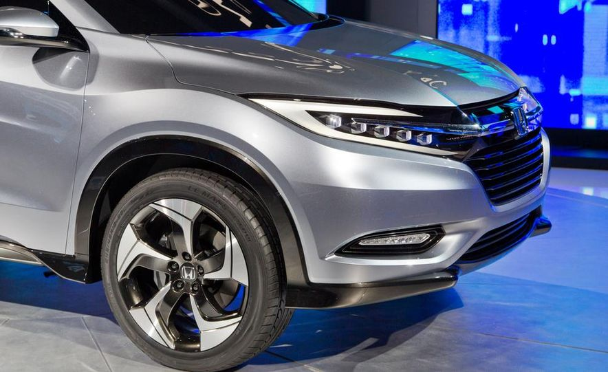 Honda Urban SUV concept - Slide 31
