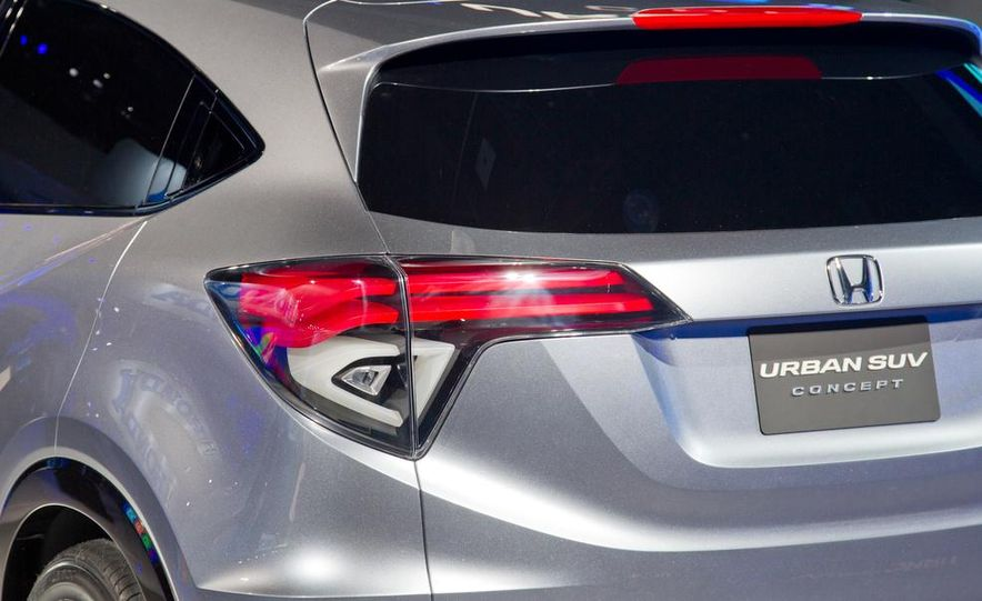 Honda Urban SUV concept - Slide 29
