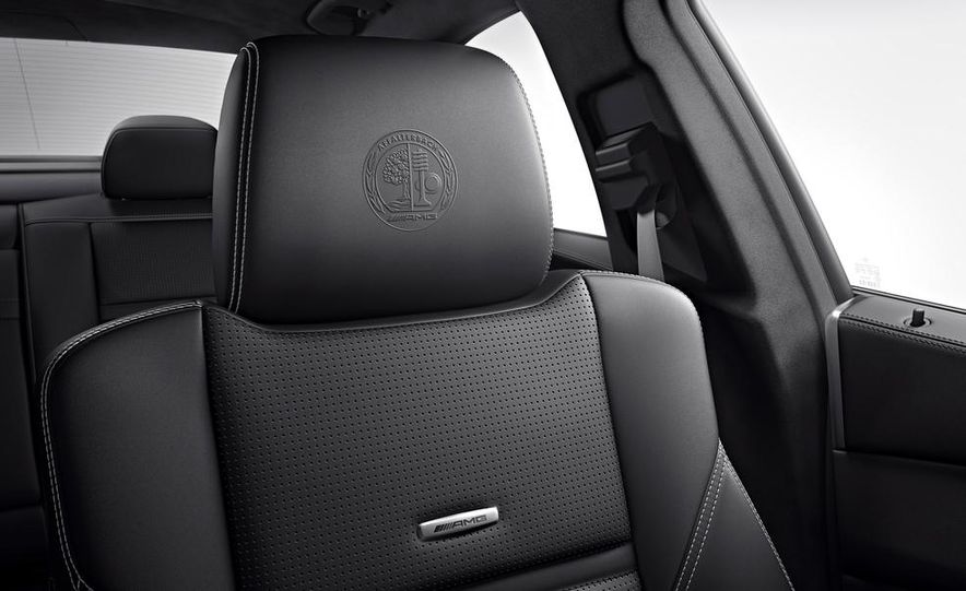 2014 Mercedes-Benz CLS63 AMG S-Model 4MATIC sedan - Slide 10