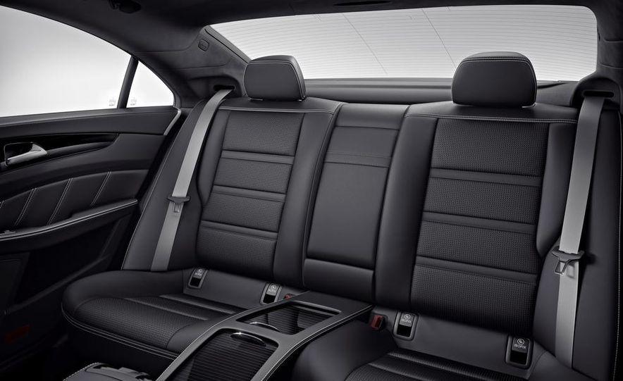 2014 Mercedes-Benz CLS63 AMG S-Model 4MATIC sedan - Slide 11