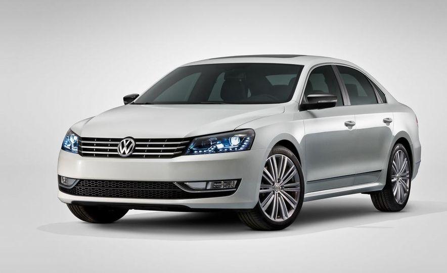 Volkswagen Passat Performance concept - Slide 23