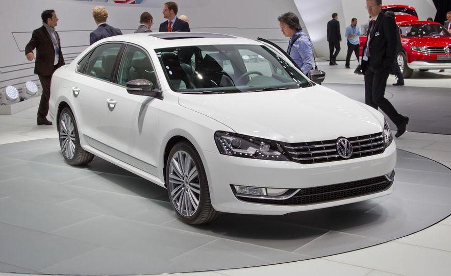 Volkswagen Passat Performance concept - Slide 1