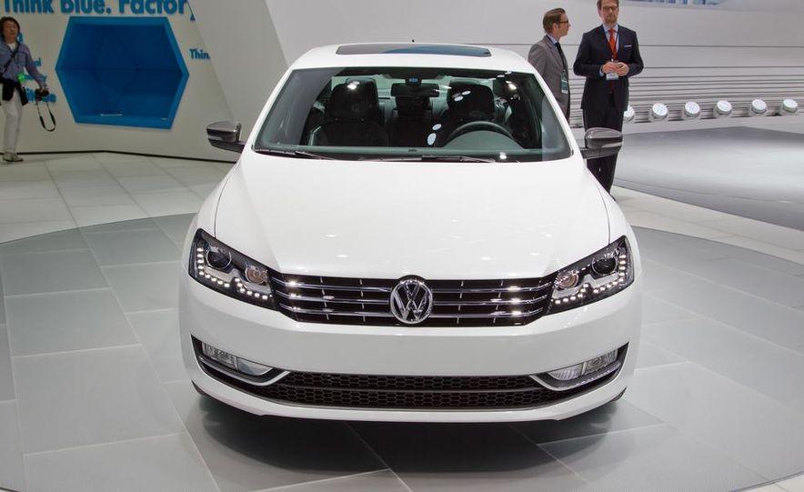Volkswagen Passat Performance concept - Slide 2