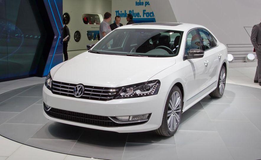 Volkswagen Passat Performance concept - Slide 3