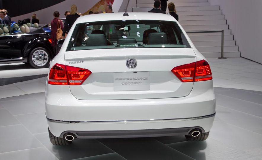 Volkswagen Passat Performance concept - Slide 5