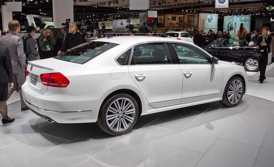 Volkswagen Passat Performance concept - Slide 7