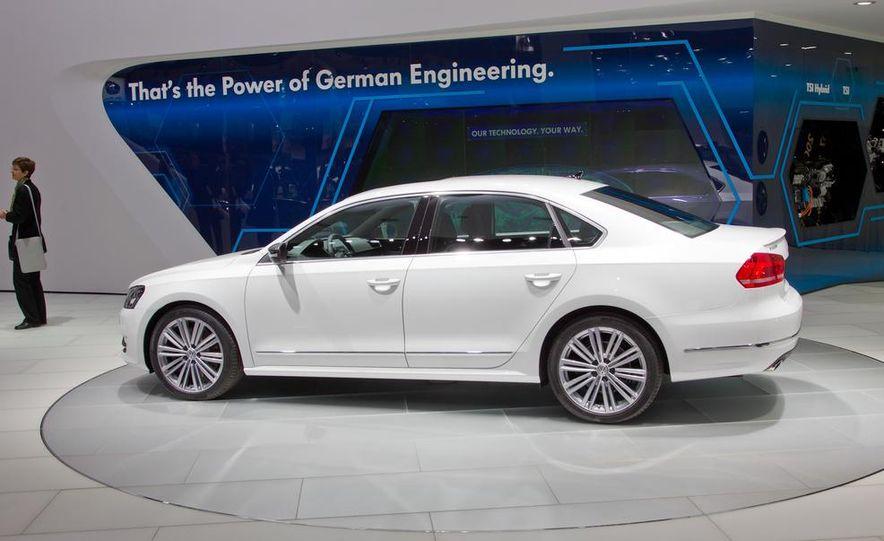Volkswagen Passat Performance concept - Slide 8