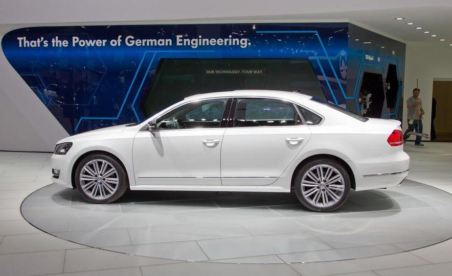 Volkswagen Passat Performance concept - Slide 9