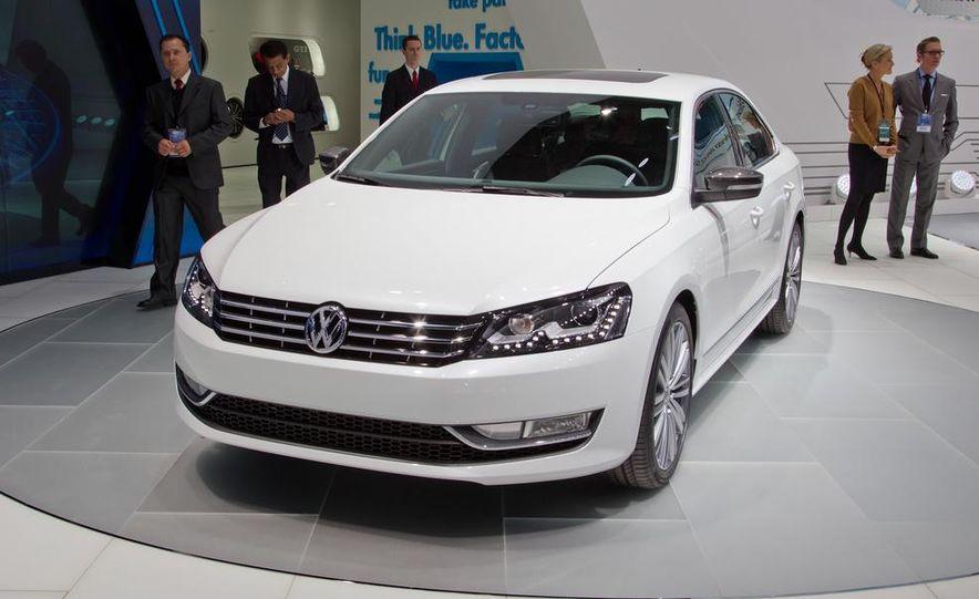 Volkswagen Passat Performance concept - Slide 11