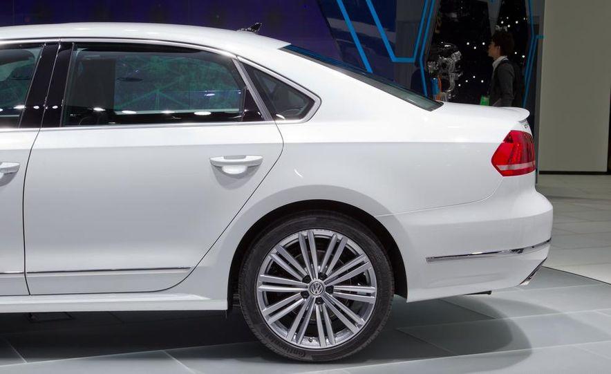 Volkswagen Passat Performance concept - Slide 14