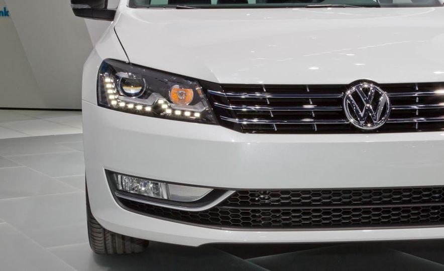 Volkswagen Passat Performance concept - Slide 15