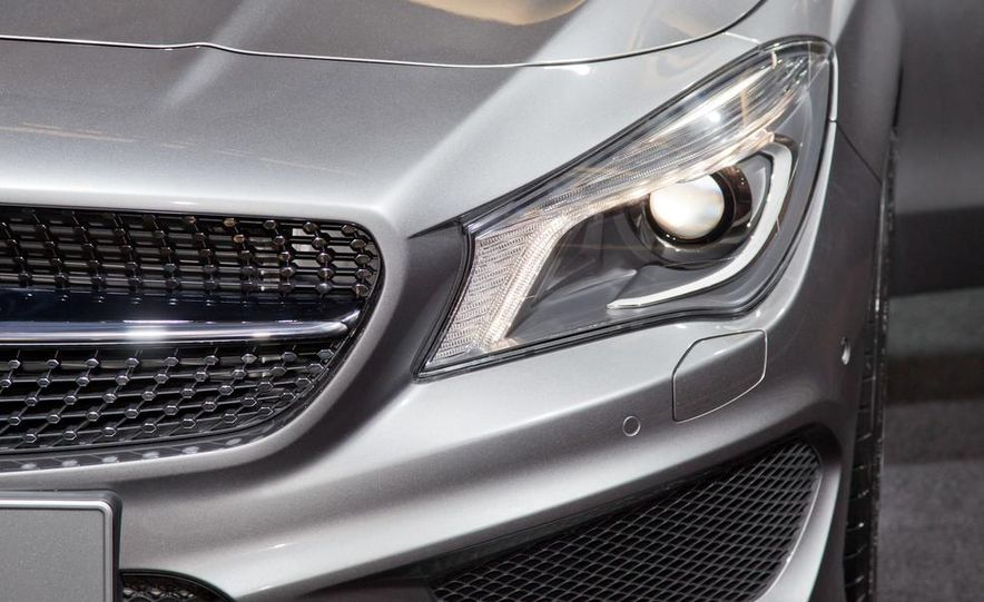 2014 Mercedes-Benz CLA200 Edition 1 - Slide 13